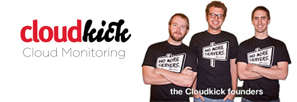 Rackspace acquires Cloudkick